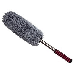 Round Handle microfiber Cleaning duster - Car Duster - Car Microfiber duster - Car cleaning brush