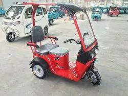 Electric Three Wheel Bike, Vehicle Model: New