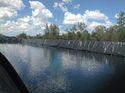 Black Sheet LDPE Pond Liner