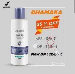 Herbal Assure Hair Tea Tree & Arnica Oil, 500 mg