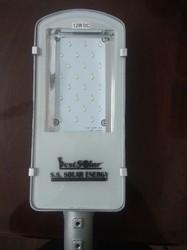 12W Solar LED Street Lighting System