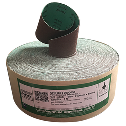 White Buffing Paper Roll
