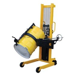 Floor Crane Hydraulic Drum Lifter