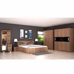 Modern Wooden Designer Bed