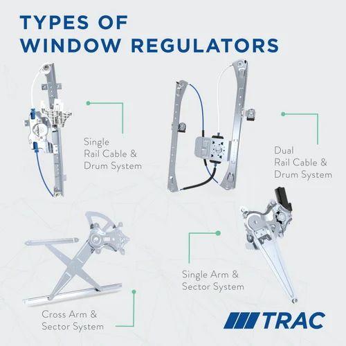 Doga 101454 Window Regulators
