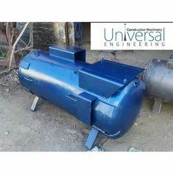 Blue Air Receiver Tank