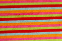 Feeder Stripe Terry Fabric