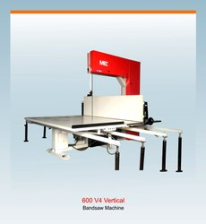 Paper Cutting Band Saw Machine