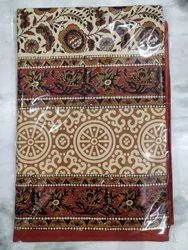Bagru Handblock Print Bed Sheet