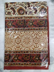 Bagru Handblock Print Bed Sheet