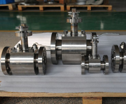 Titanium Ball Valves