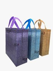 Non Woven Jute Type Box Bag