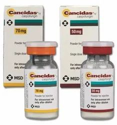 Cancidas 70mg Injection Caspofungin (70mg), 10 Ml In 1 Vial, Prescription