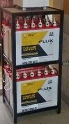 Flux Tall Tubular Battery, for Inverter, Warranty: 4 Years