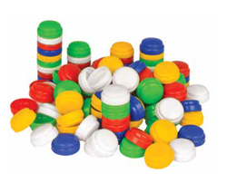 Stacking Counters