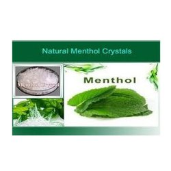 Menthol Crystals Project Report Consultancy