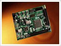 ACTEL FPGA Evaluation Card
