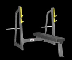 Flat Olympic Bench