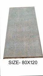 Wool Silk Carpet