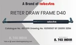 Gas Springs For Rieter Draw Frame D 40