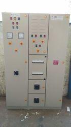 Three Phase Meter Panel Board