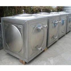 SS Square Storage Tank