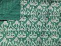 Ikat Kantha Quilt