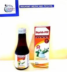 Anti Fever Herbal Syrup