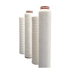 Pleated Filters, Filtration Capacity (microns) : 1-2, 2-3