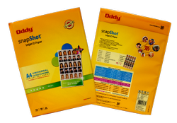Oddy Coated Glossy Paper for Inkjet Photo I.D.