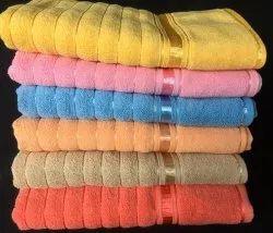 Neha Handkerchiefs Plain Spa Bath Towels, For Hotel, 250-350 GSM