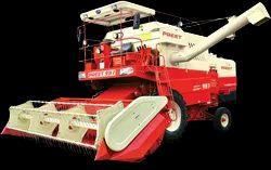 Preet 987, 14 feet, 101 hp Combine Harvester, 5 Straw Walker