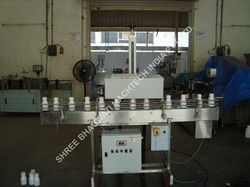 Induction Cap Sealing Machine For Pharmaceuticals Bottle