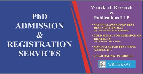 PhD Admission & Registration Services in Hairis Ganj, Kanpur