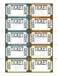 Lottery Ticket Printing Services
