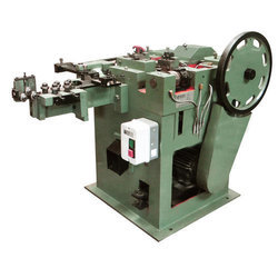 2 HP Wire Nail Making Machine