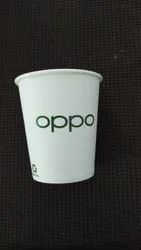 White Plain Paper Cups, For Event and Party Supplies, Packet Size: 50 Ml To 300 Ml