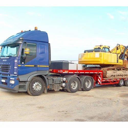 Heavy Machinery Transportation Service