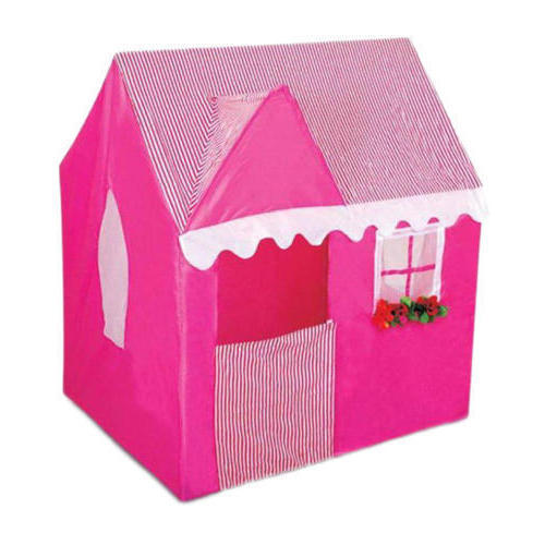Pink And White Kids Play House Tent  sc 1 st  IndiaMART & Pink And White Kids Play House Tent Rs 800 /piece Vaibhavi ...