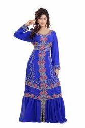 Moroccan Wedding Gown Takchita
