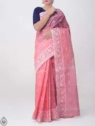 Tant Cotton Handloom Saree