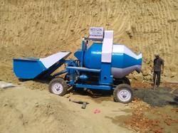 RM1050 Mobile Concrete Batching Plant