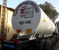HCL Transportation Tanker