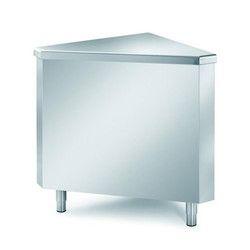 SS Corner Cabinet