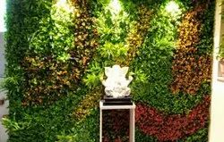 Artificial Outdoor Vertical Garden