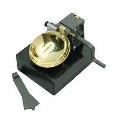 Casagrande Test Apparatus Or Liquid Limit Apparatus