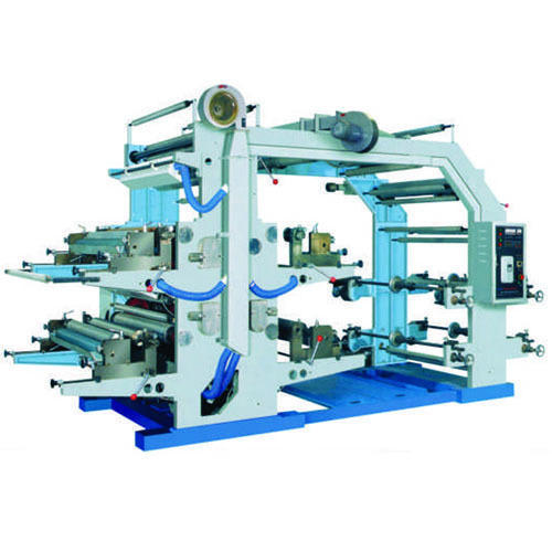 Flexo Label Printing Machine At Rs 2551000 Unit Nikol