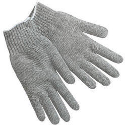 Full Fingered Plain Men''''s Hand Gloves, For Industrial, Size: Medium
