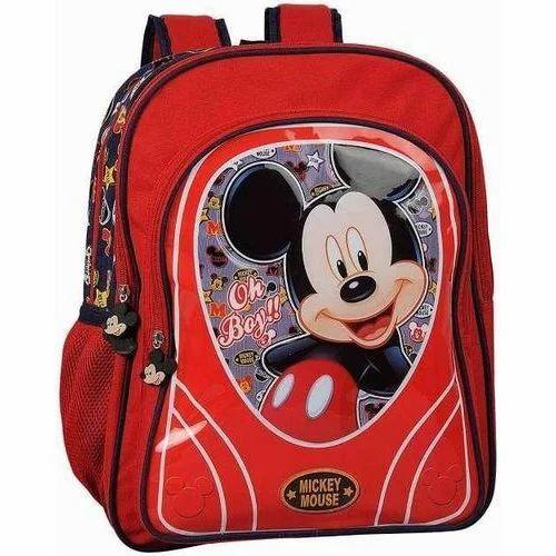 7ca94ecd50b2 Sassy Polyester Kids School Backpack