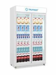 Upright Chiller Cooler